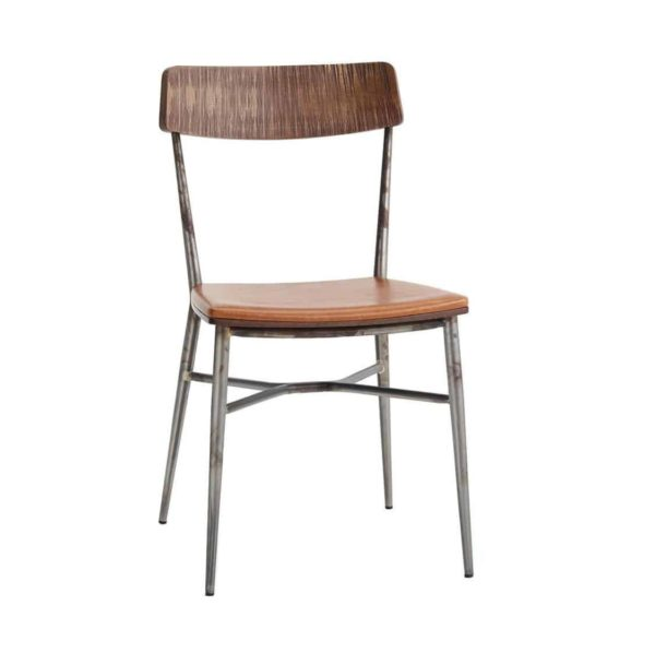 Naika Side Chair DeFrae Contract Furniture Vintage
