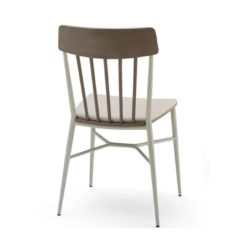 Naika Spindle Back Chair Spindle Back DeFrae Contract Furniture