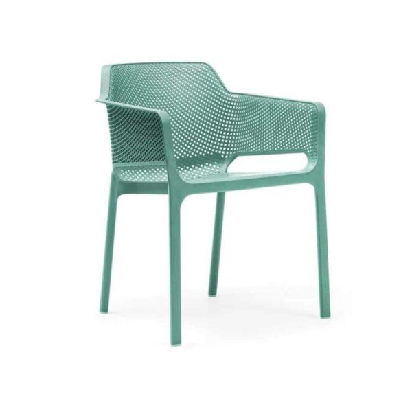 Nett Armchair Nardi DeFrae Contract Furniture Mint Green