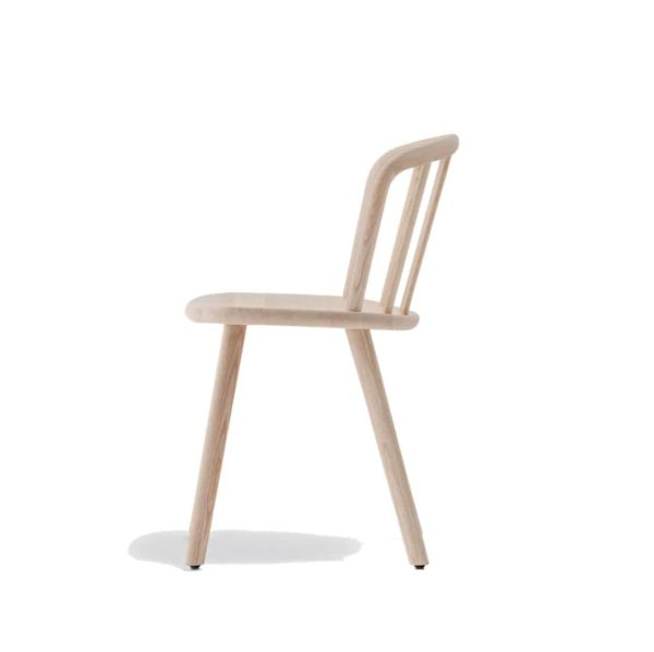 Nym Side Chair 2830 Pedrali at DeFrae Contract Furniture Side View