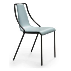 Ola Stackable Side Chair Midj available from DeFrae Contract Furniture