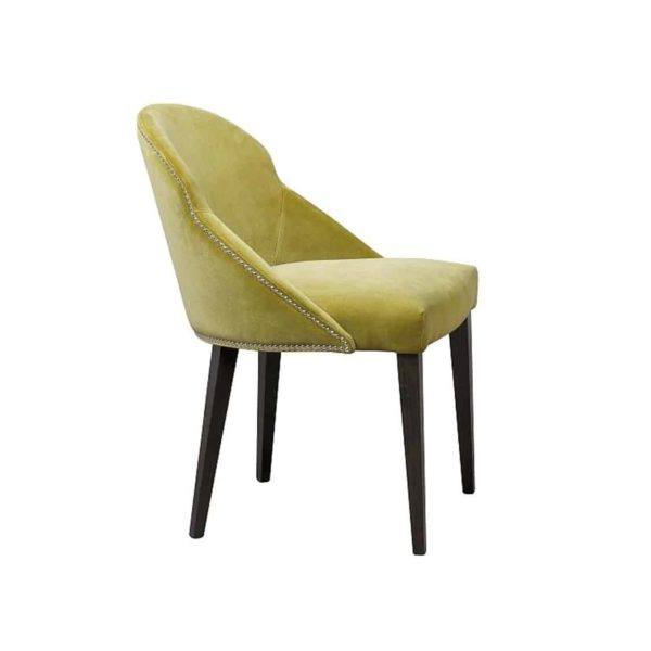 Paris S1 Wood Legs Side Chair ContractIn at DeFrae Contract Furniture