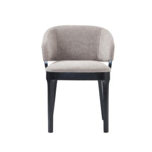 Tea armchair X8 Available from DeFrae Contract Furniture front view