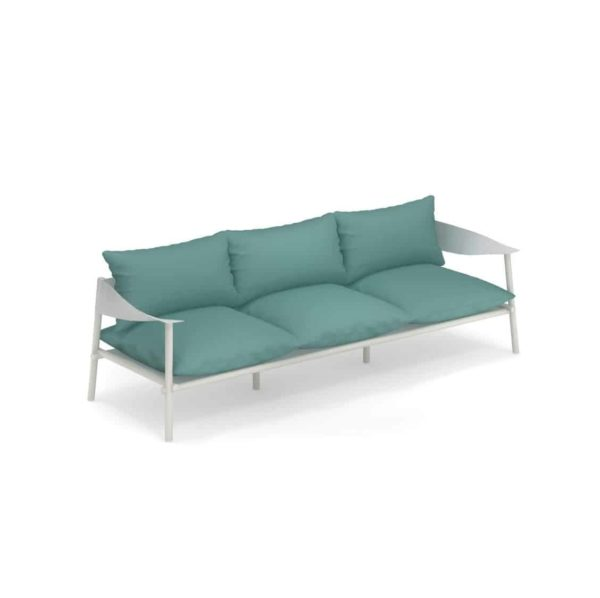 Terramera 3 seater Sofa from Emu available from DeFrae Contract Furniture London