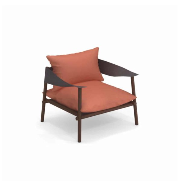 Terramera Armchair from Emu available from DeFrae Contract Furniture London Back