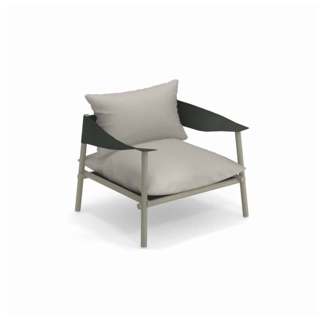 Terramera Armchair from Emu available from DeFrae Contract Furniture London