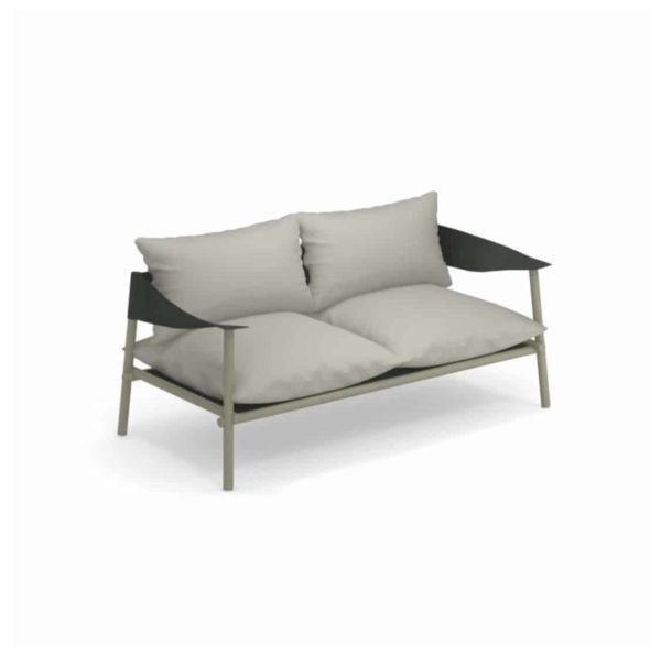 Terramera Sofa from Emu available from DeFrae Contract Furniture London Cream