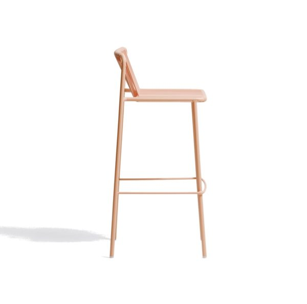 Tribeca Bar Stool Pedrali available from DeFrae Contract Furniture Pink