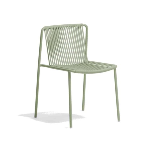 Tribeca Side Chair Pedrali available from DeFrae Contract Furniture Green Side