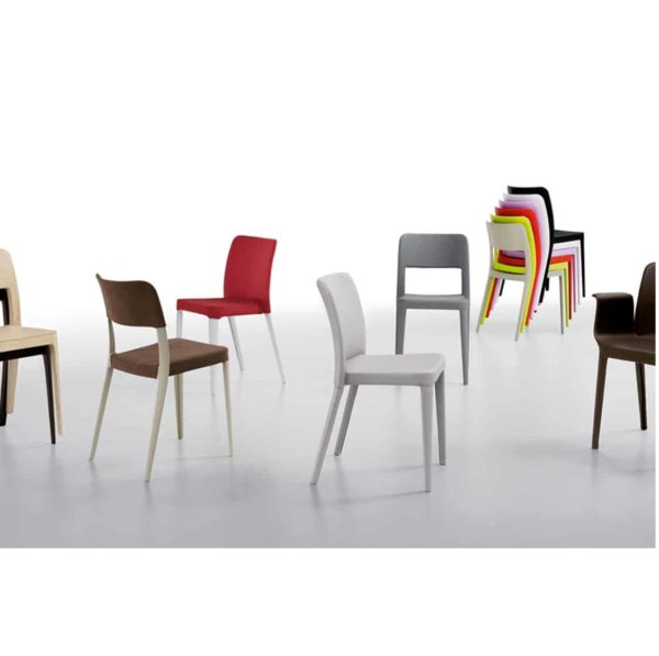 Venice Side Chair Nene Midj At DeFrae Contract Furniture