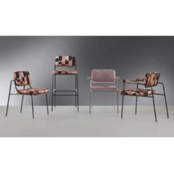 Verve Chair Armchair Bar Stool Available From DeFrae Contract Furniture 3