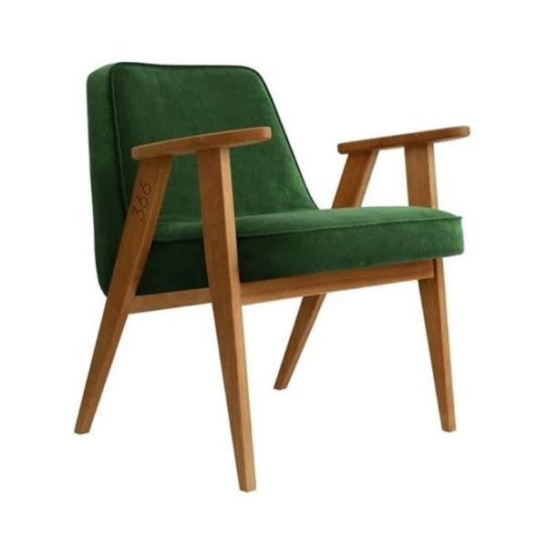 366 Armchair available at DeFrae Contract Furniture Green