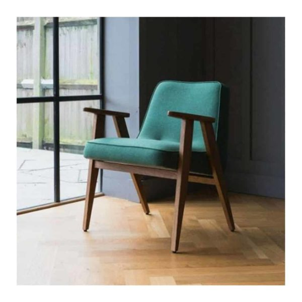 366 Armchair available at DeFrae Contract Furniture Green In Situe