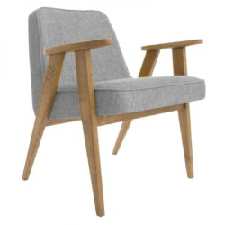 366 Armchair available at DeFrae Contract Furniture Grey