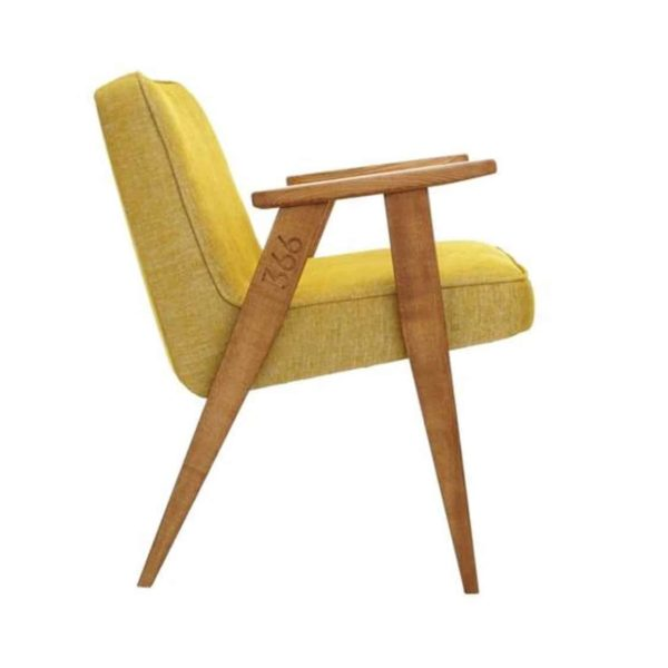 366 Armchair available at DeFrae Contract Furniture Yellow