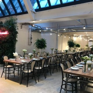Fleur Side Chairs by DeFrae Contract Furniture at Wild By Tart London 2