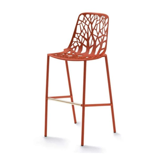 Forest Bar Stool available at DeFrae Contract Furniture Red