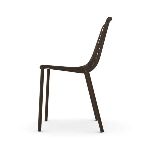Forest Side Chair available at DeFrae Contract Furniture Brown