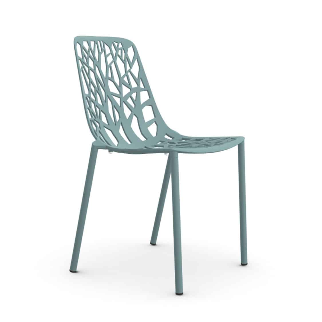 Forest Side Chair available at DeFrae Contract Furniture Light Blue