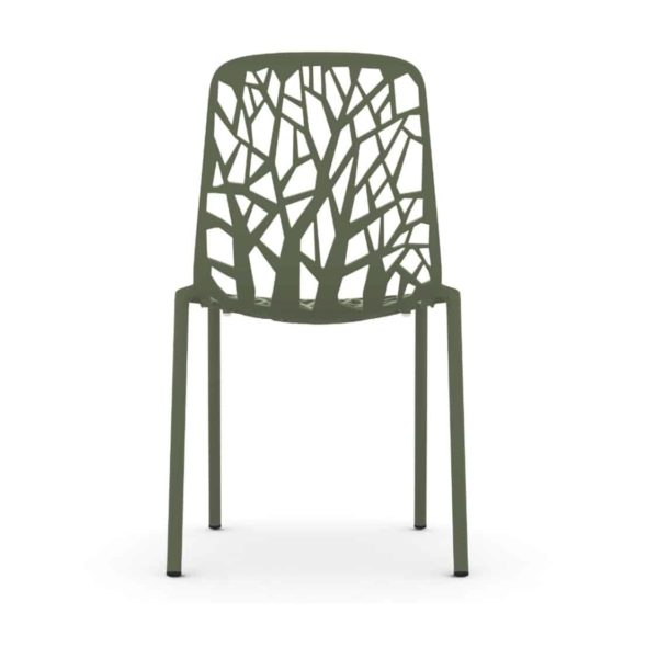 Forest Side Chair available at DeFrae Contract Furniture Sage Green