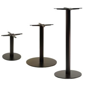 Forza Round Table Base Range