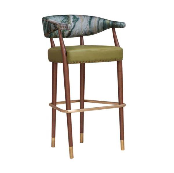 Grove Bar Stool Maria CM Cadeiras DeFrae Contract Furniture