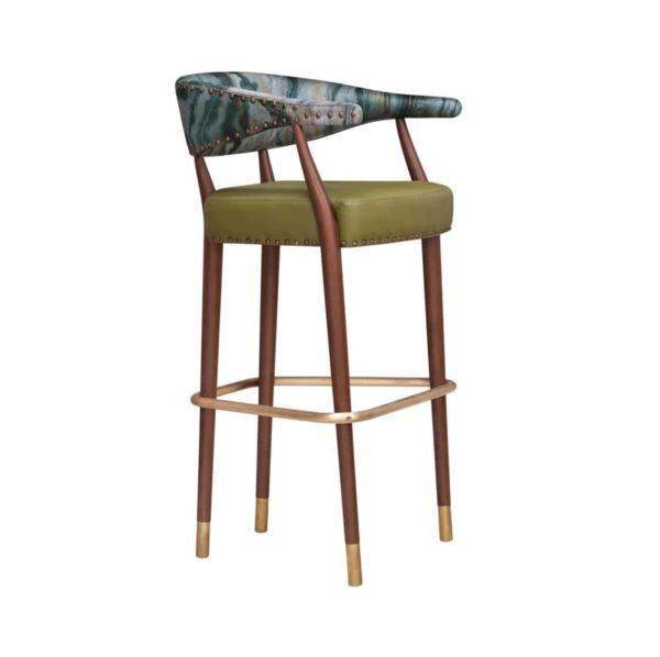 Grove Bar Stool Maria CM Cadeiras DeFrae Contract Furniture Side