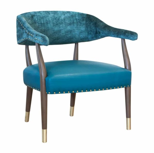 Grove lounge chair Maria CM Cadeiras DeFrae Contract Furniture