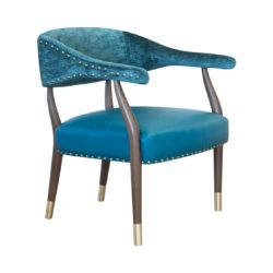 Grove lounge chair Maria CM Cadeiras DeFrae Contract Furniture side