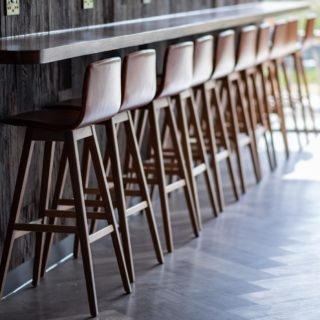 Holiday Inn Winchester Bar Furniture by DeFrae Contract Furniture