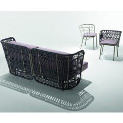 JuJube SP Armchair Range DeFrae Contract Furniture