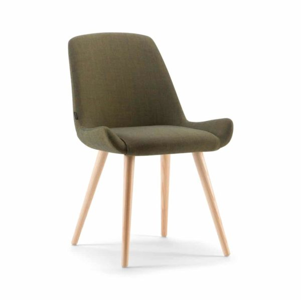 Kesy 01 Side Chair DeFrae Contract Furniture Hero Image