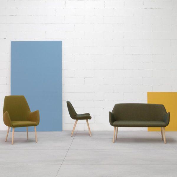 Kesy Range at DeFrae Contract Furniture