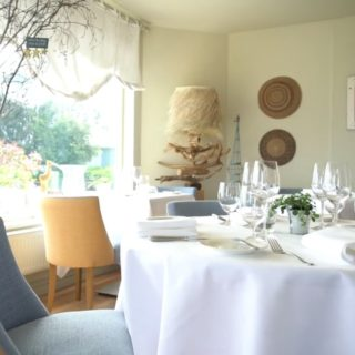 Laguna Side Chairs at the Drifwood Hotel Cornwall by DeFrae Contract Furniture 4