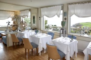 Laguna Side Chairs at the Drifwood Hotel Cornwall by DeFrae Contract Furniture 8