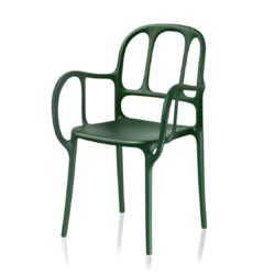Mila Armchair Magis at DeFrae Contract Furniture Green