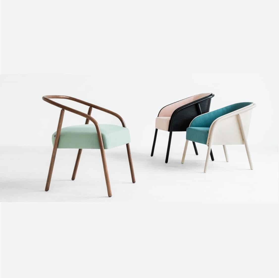 Plum Armchair | DeFrae Contract Furniture