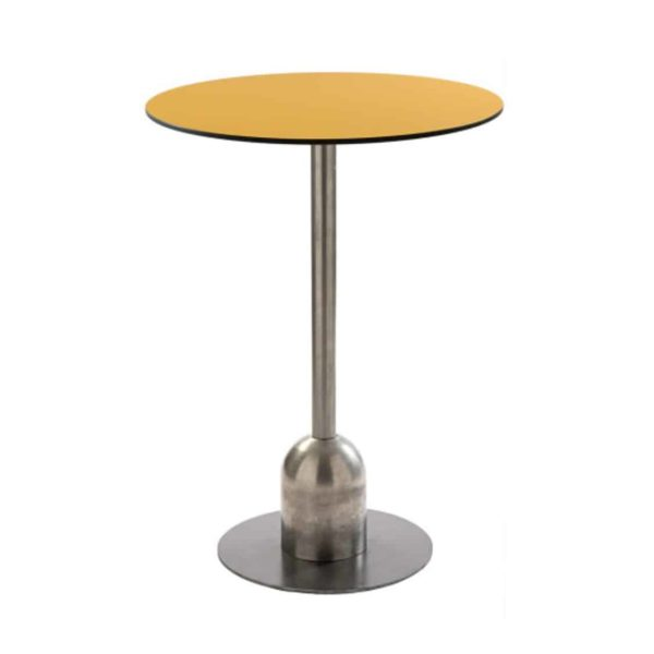 Typha Table Bases DeFrae Contract Furniture Alluminium