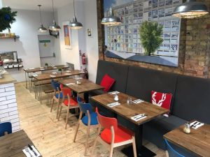 Re-Upholstery-of-Banquette-Seating-By-DeFrae-Contract-Furniture-at-Salway-Cookhouse-London