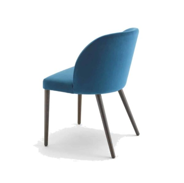 Camille Side Chair Malina at DeFrae Contract Furniture
