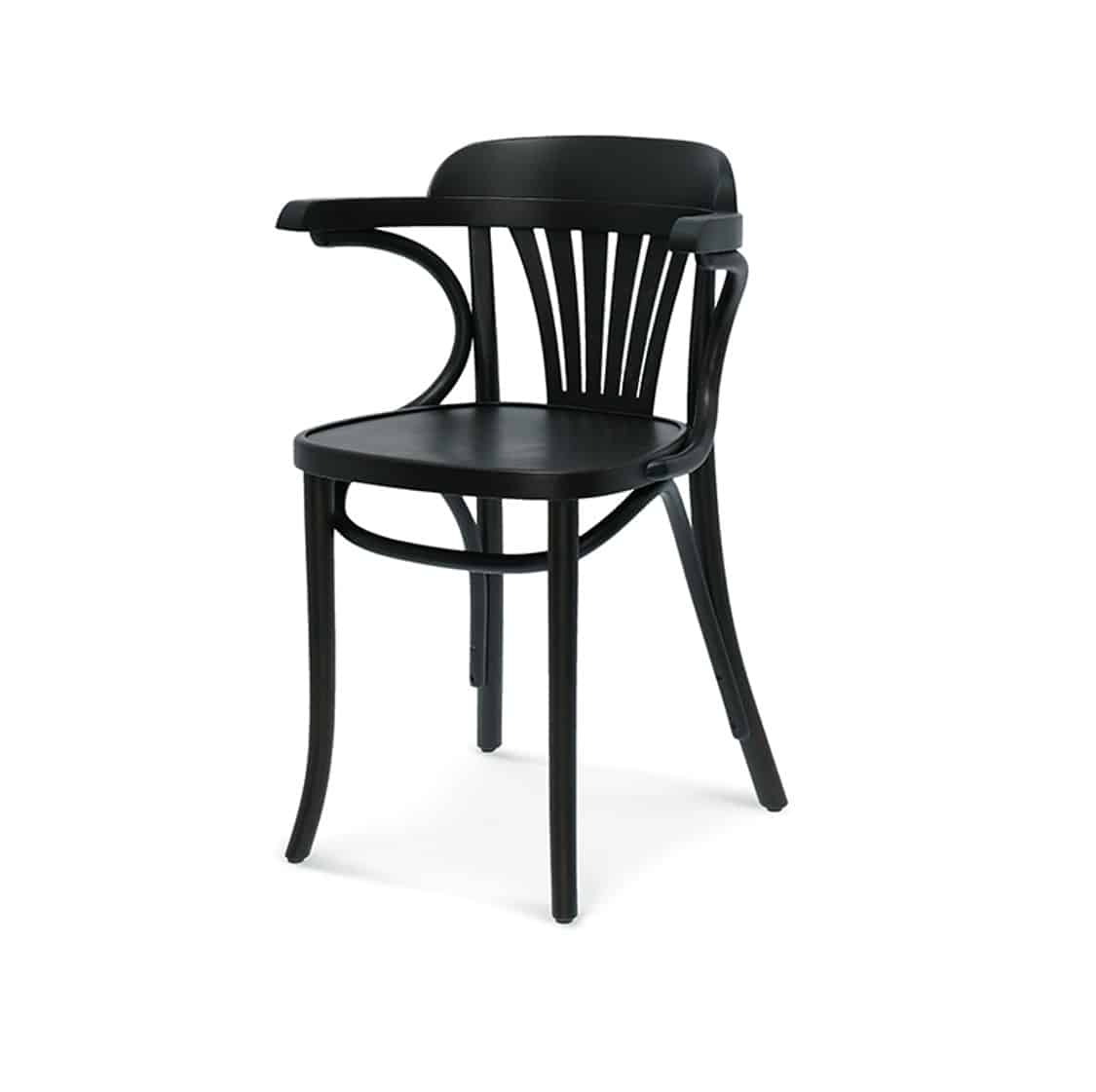 Core Armchair Classic Bentwood Side Chair DeFrae Contract Furniture