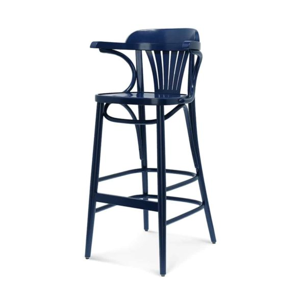 Core Bar Stool Classic Bentwood DeFrae Contract Furniture