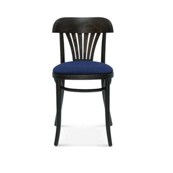 Core Classic Bentwood Side Chair DeFrae Contract Furniture front view