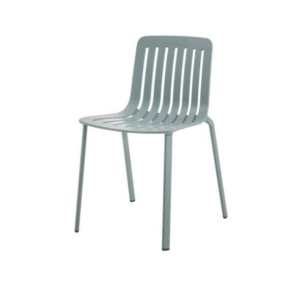 Plato Side Chair Magis at DeFrae Contract Furniture Blue