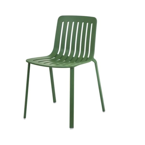Plato Side Chair Magis at DeFrae Contract Furniture Green