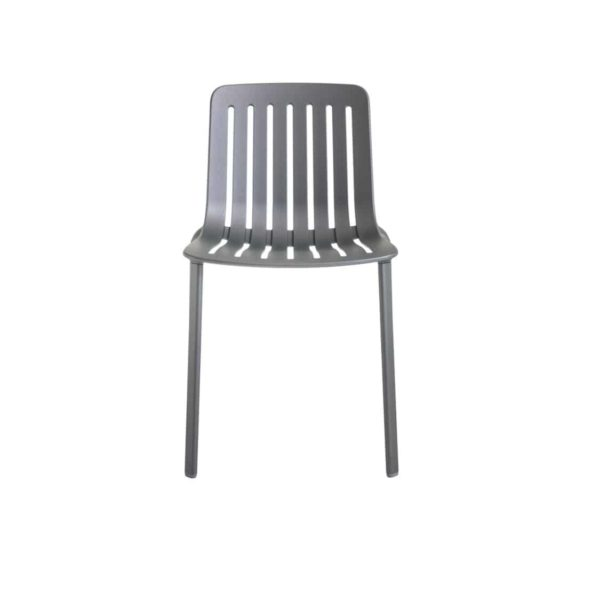 Plato Side Chair Magis at DeFrae Contract Furniture Grey