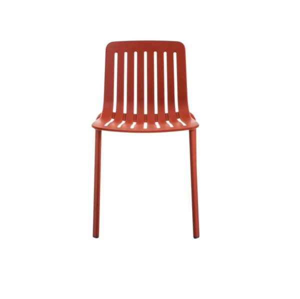 Plato Side Chair Magis at DeFrae Contract Furniture Red