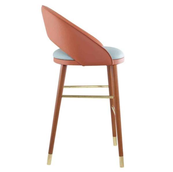 Sinatra Bar Stool CM Cadeiras DeFrae Contract Furniture Side