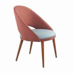 Sinatra Side Chair Armchair CM Cadeiras DeFrae Contract Furniture