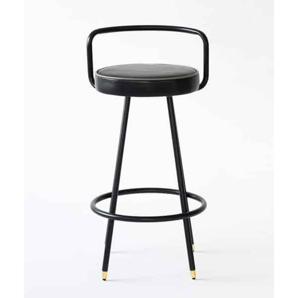 Block B-A Round Bar Stool Bar Stool DeFrae Contract Furniture